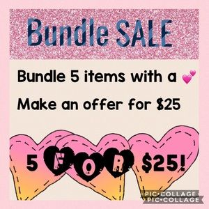 Other - All items marked with a 💕are part of this sale!